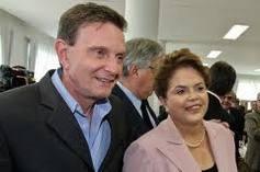 Dilma+Marcelo crivela