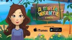 App pr Biblia Infantil